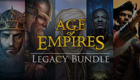 Купить Age of Empires Legacy Bundle