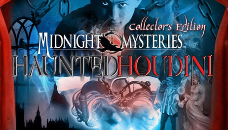Купить Midnight Mysteries 4: Haunted Houdini