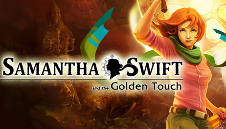 Купить Samantha Swift and the Golden Touch