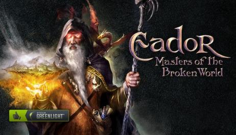 Купить Eador: Masters of the Broken World