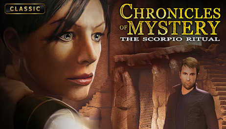 Купить Chronicles of Mystery: The Scorpio Ritual