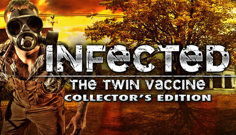 Купить Infected: The Twin Vaccine - Collector's Edition