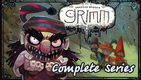 Купить Grimm (Complete Series)