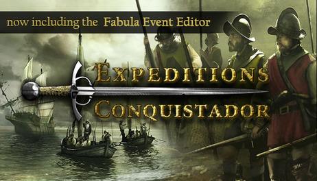 Купить Expeditions: Conquistador