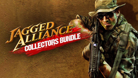 Купить Jagged Alliance Collector's Bundle