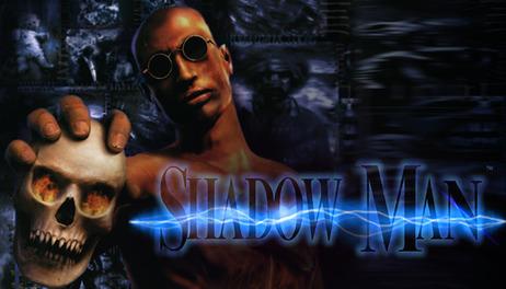 Купить Shadow Man