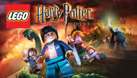 Купить LEGO Harry Potter: Years 5-7