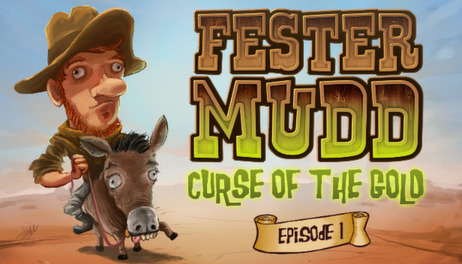 Купить Fester Mudd: Curse of the Gold - Episode 1