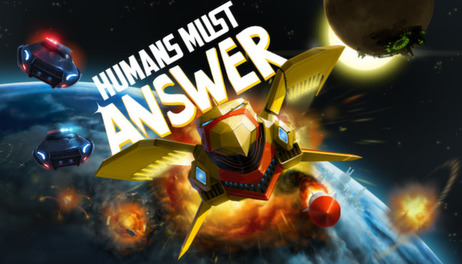 Купить Humans Must Answer