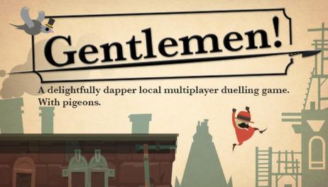 Купить Gentlemen!