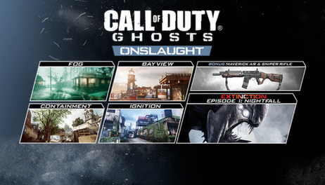 Купить Call of Duty: Ghosts - Onslaught (DLC 1)