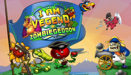 Купить I Am Vegend - Zombiegeddon