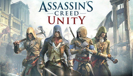 Купить Assassin's Creed: Unity