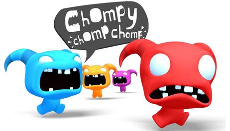 Купить Chompy Chomp Chomp