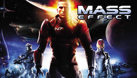 Купить Mass Effect