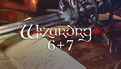 Купить Wizardry 6 and 7