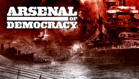 Купить Arsenal of Democracy: A Hearts of Iron Game