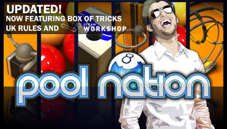 Купить Pool Nation