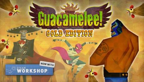 Купить Guacamelee! Gold Edition