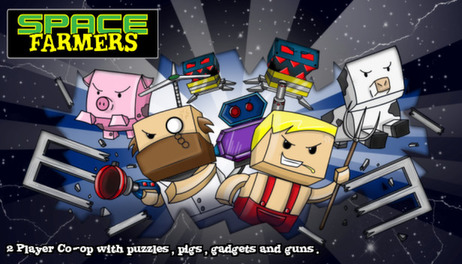 Купить Space Farmers 2-Pack