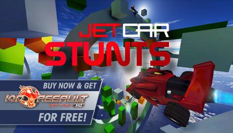Купить Jet Car Stunts