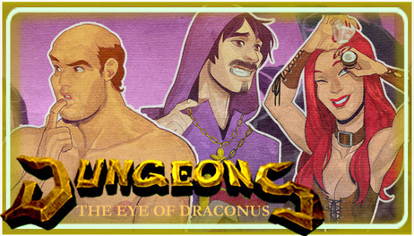 Купить Dungeons: The Eye of Draconus