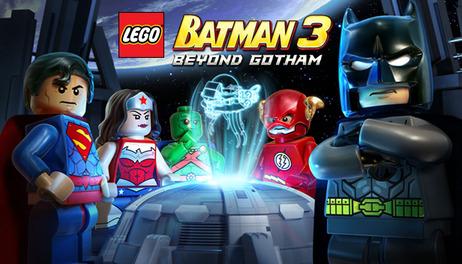 Купить LEGO Batman 3: Beyond Gotham