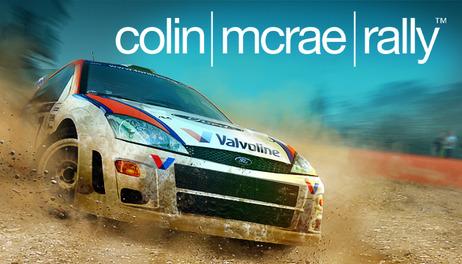 Купить Colin McRae Rally