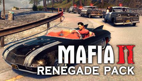 Купить Mafia II: Renegade Pack