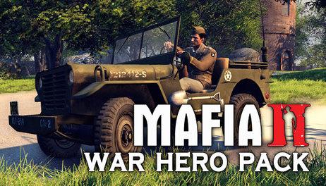 Купить Mafia II: War Hero Pack