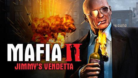 Купить Mafia II: Jimmy's Vendetta