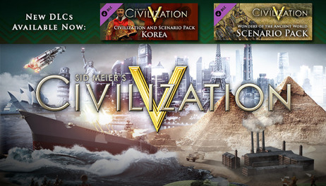 Купить Sid Meier´s Civilization V - Civilization and Scenario Pack: Korea