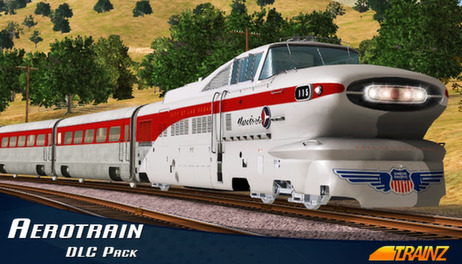 Купить Trainz Simulator 12: Aerotrain