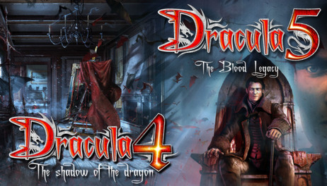 Купить Dracula 4 and 5 - Special Steam Edition