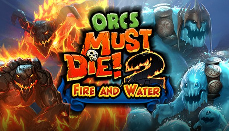 Купить Orcs Must Die! 2 - Fire and Water Booster Pack