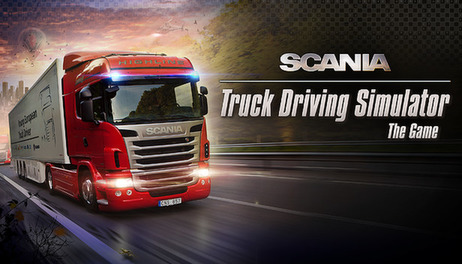Купить Scania Truck Driving Simulator
