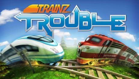 Купить Trainz Trouble