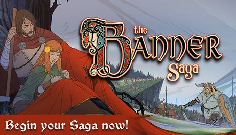 Купить The Banner Saga