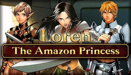Купить Loren The Amazon Princess