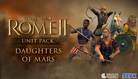 Купить Total War: ROME II - Daughters of Mars