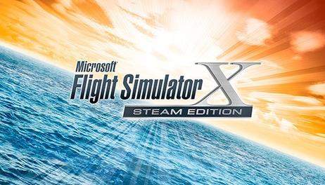 Купить Microsoft Flight Simulator X: Steam Edition