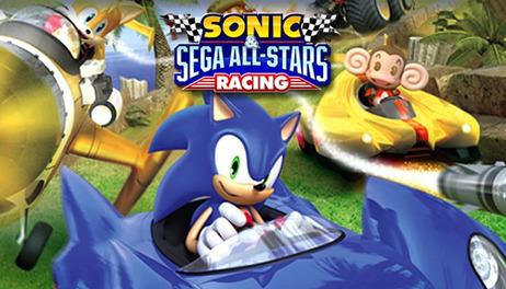 Купить Sonic & SEGA All-Stars Racing