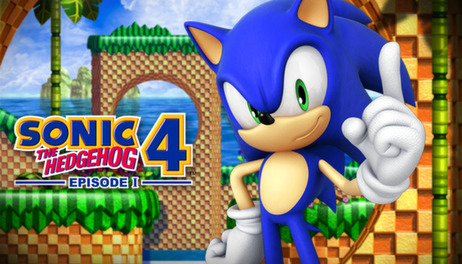 Купить Sonic the Hedgehog 4 - Episode I