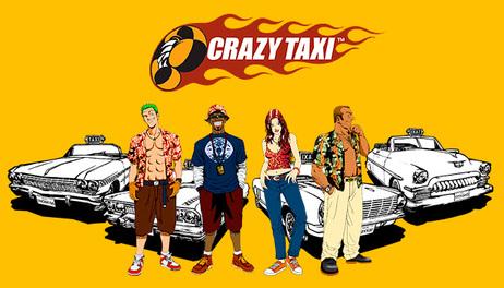 Купить Crazy Taxi