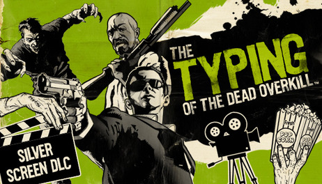 Купить The Typing of the Dead: Overkill - Silver Screen DLC