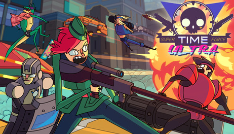 Купить Super Time Force Ultra