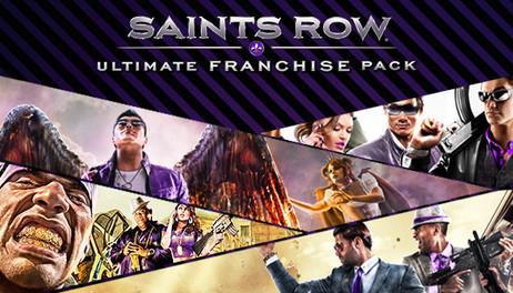 Купить Saints Row Ultimate Franchise Pack