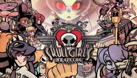 Купить Skullgirls