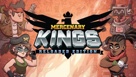 Купить Mercenary Kings: Reloaded Edition