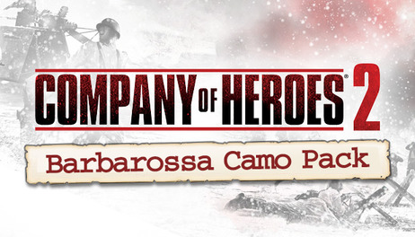 Купить Company of Heroes 2 - Barbarossa Skin Pack